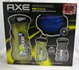 Axe Rise Limited Edition Gift Pack Rise Shower Gel, Detailer, Phoenix ( 4 Pc)