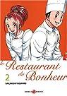 Le Restaurant du Bonheur, Tome 2 : par Nakanishi