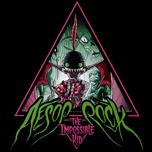 Aesop Rock – The Impossible Kid (2016) [FLAC]