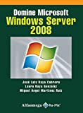 img - for Domine MS Windows Server 2008 (Spanish Edition) book / textbook / text book