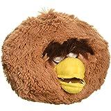 "Angry Birds Star Wars Bird Chewbacca 8"" Plush With Sound"