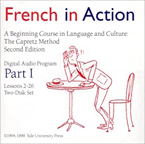 Amazon.com: French in Action Digital Audio Program, Part 1