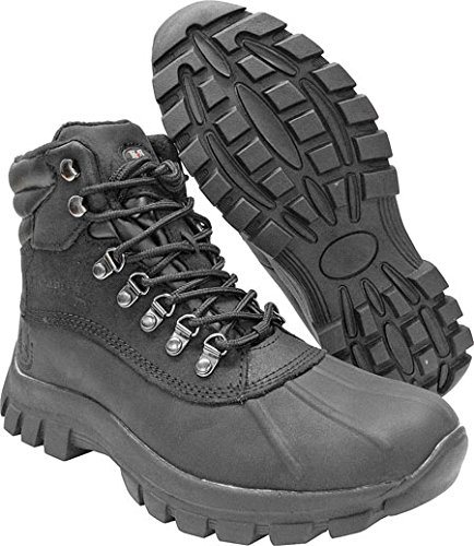 M-M0705 Kingshow Water Proof Men Rubber Sole Winter Snow Boots