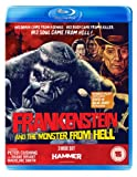 Image de FRANKENSTEIN & THE MONSTER FROM HELL
