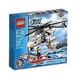 Lego Coast Guard Helicopter