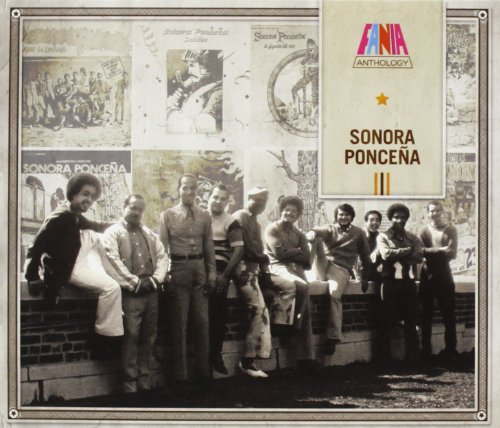 Anthology by Sonora Poncena