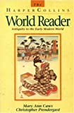 Harper Collins World Reader (Volume I) (0065013824) by Caws, Mary Ann
