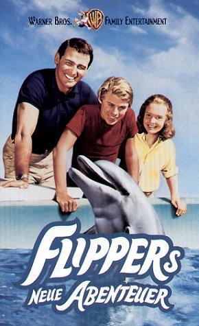 Flippers neue Abenteuer [VHS]