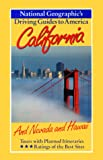 img - for California : And Nevada and Hawaii (National Geographic's Driving Guides to America) book / textbook / text book