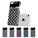 iPhone 5C Case, ESR® Fancy Series Graceful Hollow Out Back Cover Snap on Case for iPhone 5c (Party Dress)