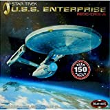 Large 150 Piece Polar Lights 1/350 Scale Star Trek USS Enterprise NCC-1701-A...