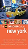 AA Explorer New York (AA Explorer Guides)