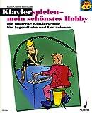 Klavierspielen, mein schönstes Hobby. Bd. 1. Mit CD. Die moderne Klavierschule für Jugendliche und Erwachsene - Hans-Günter Heumann