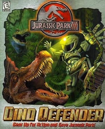 Jurassic Park 3 Dino Defender
