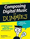 img - for Composing Digital Music For Dummies book / textbook / text book