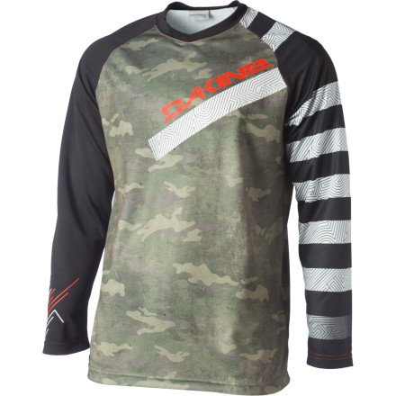 Buy Low Price DAKINE Descent Jersey – Long-Sleeve – Men's (B009HDYOB2)