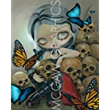 """Butterflies and Bones by Jasmine Becket-Griffith 10""""x8"""" Art Print Poster by Bruce McGaw"""