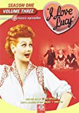 I Love Lucy - Season One (Vol. 3)