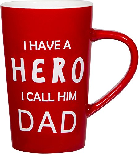 18 oz Dad Coffee Mug with: