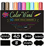 Color Wand Reversible Tip Liquid Chal...