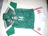 2014 MEXICO HOME CHICHARITO 14 FOOTBALL SOCCER KIDS JERSEY (10-11 YEARS)