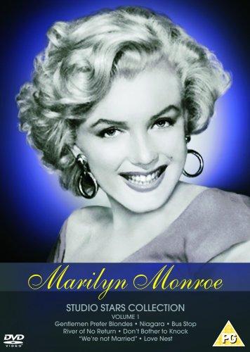 Marilyn Monroe Box Set 1 [DVD]