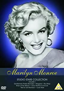 Marilyn Monroe Box Set 1 [DVD]
