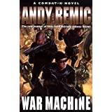 War Machine (Combat-K Novels)by Andy Remic
