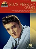 Elvis Presley Greats: Piano Play-Along Volume 36 (Hal-Leonard, Piano Play-Along) (0634077309) by Presley, Elvis