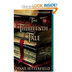 Thirteenth tale cover