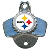 NFL Pittsburgh Steelers Wall Bottle Opener