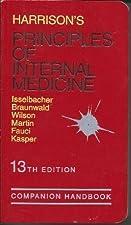 Harrison s Principles of Internal Medicine Companion Handbook by Anthony S. Fauci