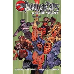 Thundercats Reclaiming Thundera on Thundercats Reclaiming Thundera  Gilmore Mcguinn  9781840237320