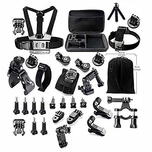 gearmaxr-petite-famille-noir-kit-daccessoires-pour-gopro-hero-4-3-3-2-1-noire-argent-accessory-set-f