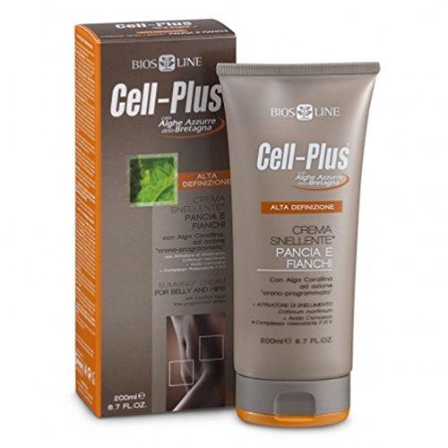 Bios Line Cell Plus Alta Definizione Crema Snellente Pancia E Fianchi 200 ml