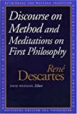 Discourse on the Method and Meditations on First Philosophy (Rethinking the Western Tradition) (0300067720) by Rene Descartes