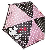 ミッキー&ミニー《クラシックドット》53cm折畳傘☆ディズニーキャラクターアンブレラ通販☆