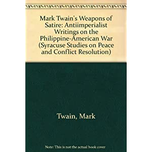an analysis of mark twain and american anti imperialism The american anti-imperialist league was an organization that spoke out against the united states presence in the philippines the leagues values laid with fundamental human rights and against imperialism.