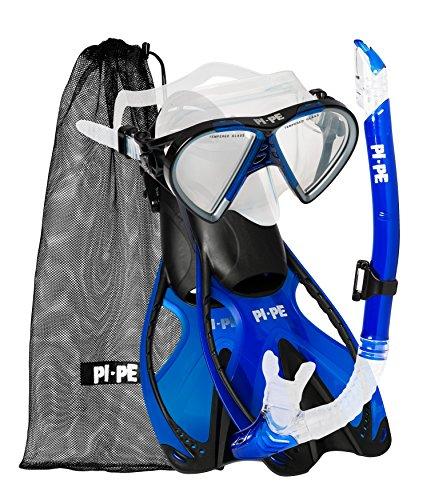 PI-PE Erwachsene Active Schwimmbrille