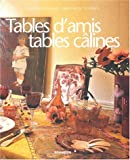 Tables d'amis tables c�lines