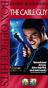 The Cable Guy [VHS]
