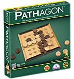 Pathagon Classic- 2-player Board Game where you Create your Winning Path