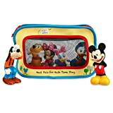 Disney Mickey Mouse Clubhouse Bath Toy Play Set -- 6-Pc.