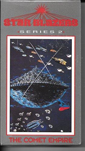 Star Blazers Series 2: Comet Empire 21 [VHS] [Import]