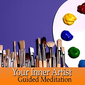 Guided Meditation for Your Inner Artist: Inspiration & Creativity, Artistic Flow, Silent Meditation, Self Help Hypnosis & Wellness | [Val Gosselin]