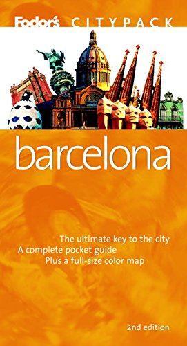 Image for Fodor's Citypack Barcelona, 2nd (Citypacks)