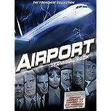 Airport Terminal Pack (Airport / Airport '75 / Airport '77 / The Concord: Airport '79) ~ Burt Lancaster