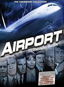 Airport Terminal Pack (Airport / Airport '75 / Airport '77 / The Concord: Airport '79)