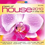 """Best of House 2010 in the Mixvon """"Various"""""""