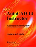 img - for AutoCAD 14 Instructor book / textbook / text book